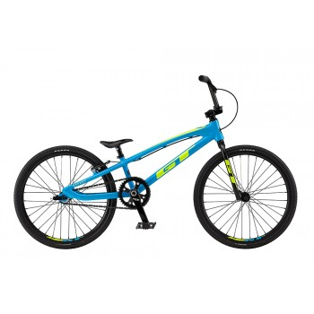 GT SPEED SERIE EXPERT CYAN BLUE 2019