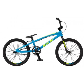 GT SPEED SERIE EXPERT XL CYAN BLUE 2019