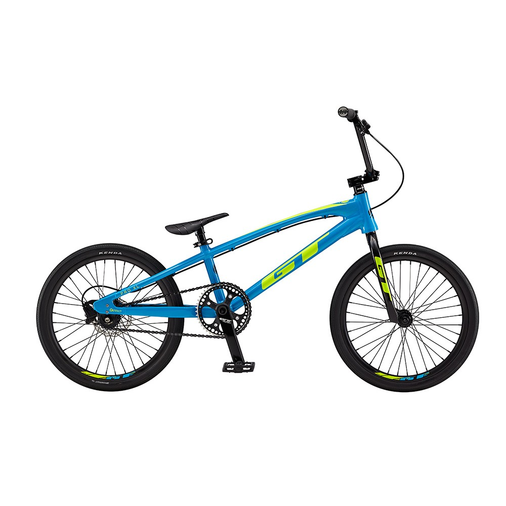 GT SPEED SERIE PRO XL CYAN BLUE 2019
