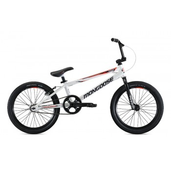 BMX MONGOOSE TITLE ELITE PRO XXL WHITE 2019