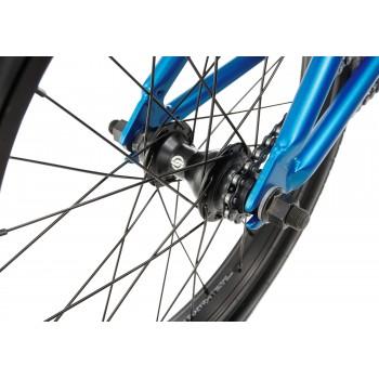 BMX WETHEPEOPLE CRS 18 MATT METALLIC BLUE 2019