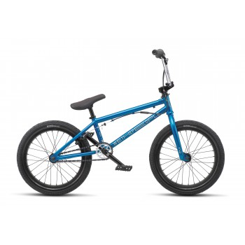 BMX WETHEPEOPLE CRS 18 MATT METALLIC BLUE 2019