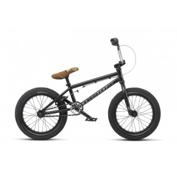 BMX WETHEPEOPLE SEED 16 MATT BLACK 2019