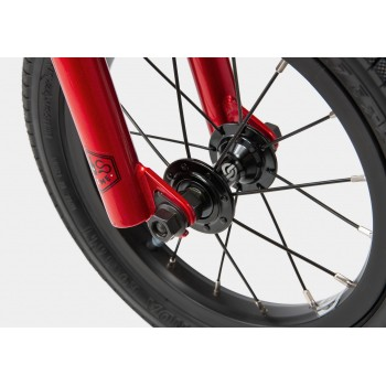 BMX WETHEPEOPLE PRIME 12 METALLIC RED 2019