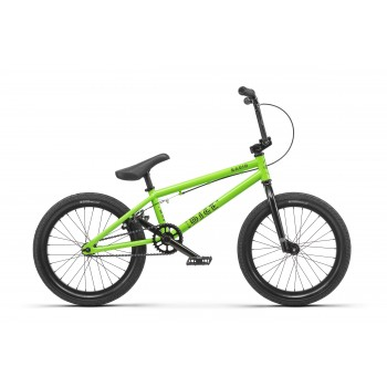 "BMX RADIO BIKE DICE 18"" NEON GREEN 2019"