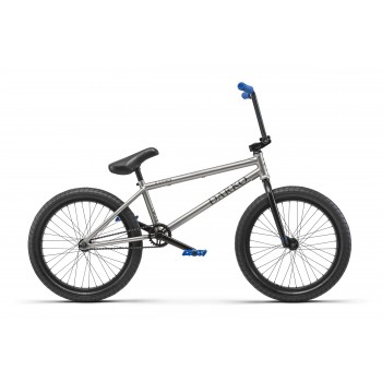 "BMX RADIO BIKE DARKO 20.5"" & 21"" SILVER 2019"
