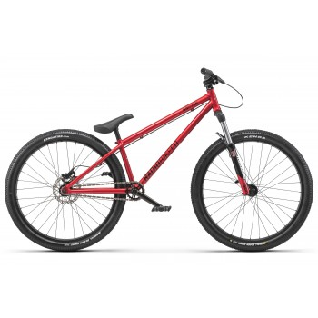 MTB RADIO BIKE GRIFFIN 26'' METALLIC RED 2019
