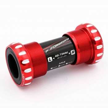 STRONGLIGHT 24/22 POLISH BOTTOM BRACKET