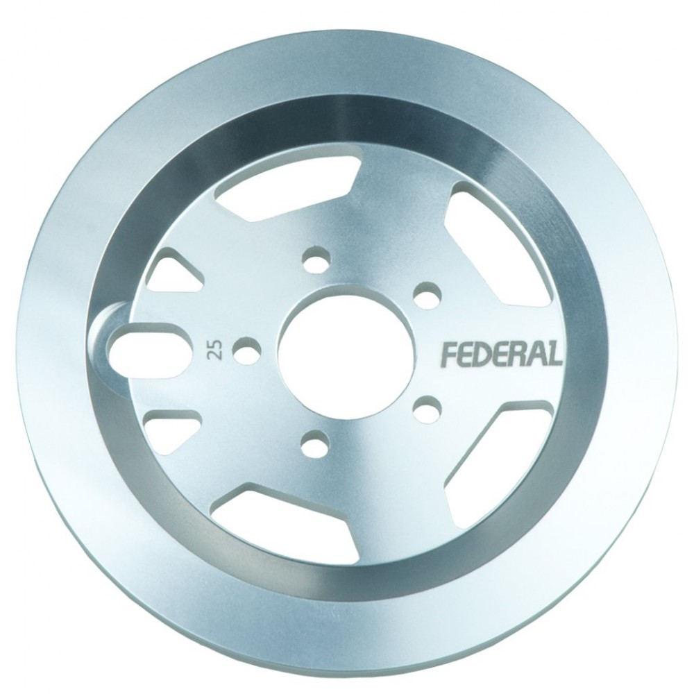 COURONNE FEDERAL AMG GUARD SILVER