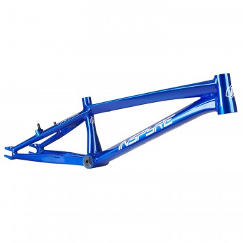 CADRE INSPYRE CONCORDE - BRUSHED RAW TRANS BLUE