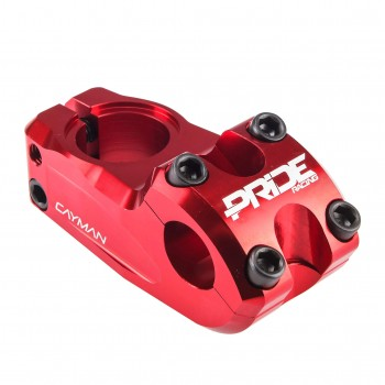 POTENCE PRIDE CAYMAN RED
