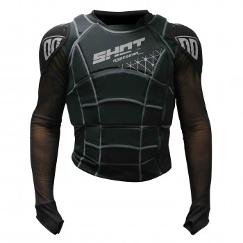 BODY PROTECTOR SHOT AIRLIGHT EVO BLACK/GREY