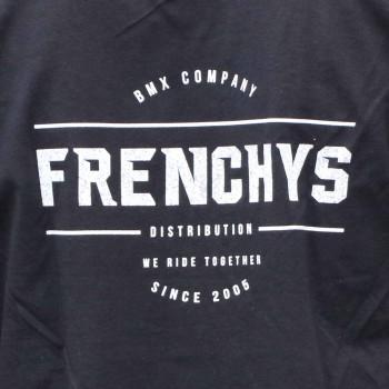 T-SHIRT FRENCHYS SINCE 2005 BLACK