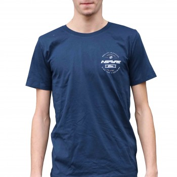 TSHIRT INSPYRE RIDE THE LIGHTNING NAVY