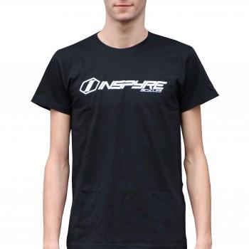 INSPYRE T-SHIRT LOGO BLACK