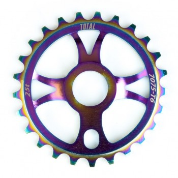 COURONNE TOTAL ROTARY RAINBOW