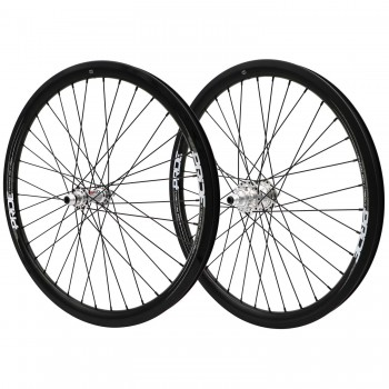 PRIDE HIGHMOD 24 CARBON / RIVAL DISC WHEELSET