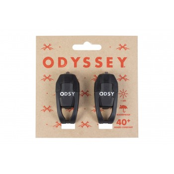 ODYSSEY VAGABOND WALLET NAVY / RED
