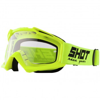 SHOT ASSAULT NEON YELLOW GOGGLES