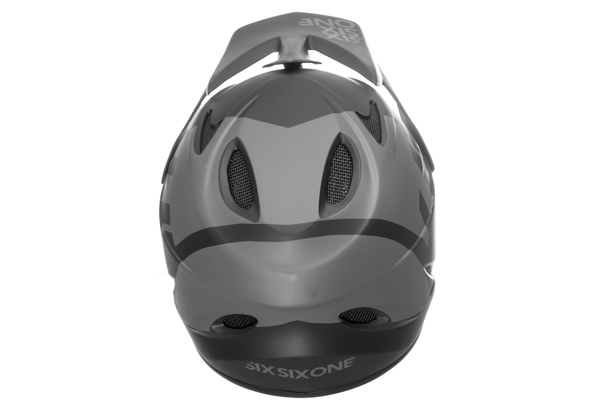 CASQUE SIXSIXONE COMP GREY/BLACK 2017