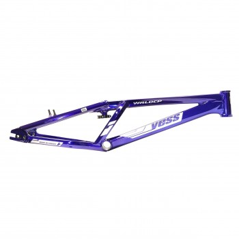 YESS ELITE WORLD CUP TAPERED FRAME INTENSE BLUE