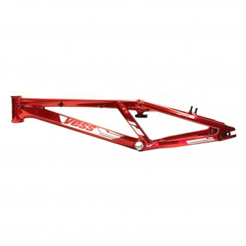 YESS ELITE WORLD CUP TAPERED FRAME DEEP RED