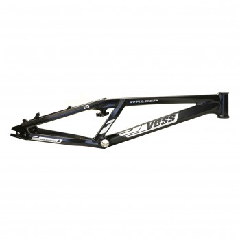 YESS ELITE WORLD CUP TAPERED DISC FRAME BLACK