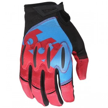 661 GLOVES EVO BLUE/RED S.L