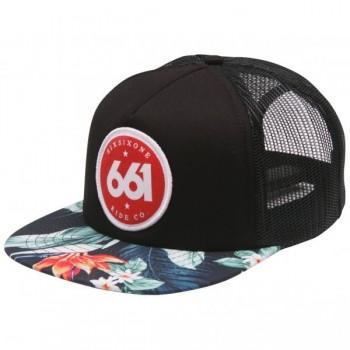 661 CAP TROPICS SNAPBACK