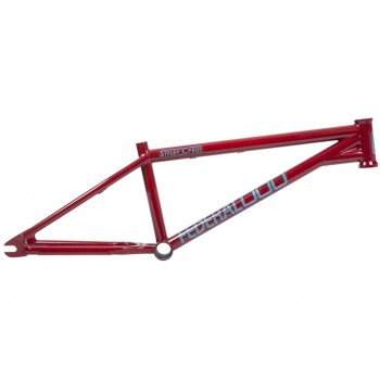 FEDERAL HAMILTON LTD EDITION FRAME GLOSS RED