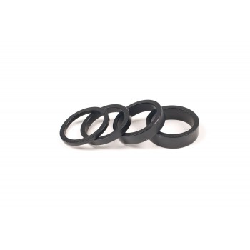 KIT SPACERS SALT BLACK