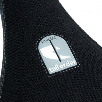 TALL ORDER LOGO MID PIVOTAL BLACK/WHITE SEAT