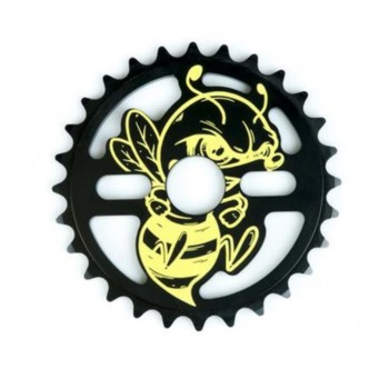 SPROCKET TOTAL KILLABEE BLACK WHITE