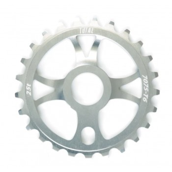 COURONNE TOTAL ROTARY SILVER