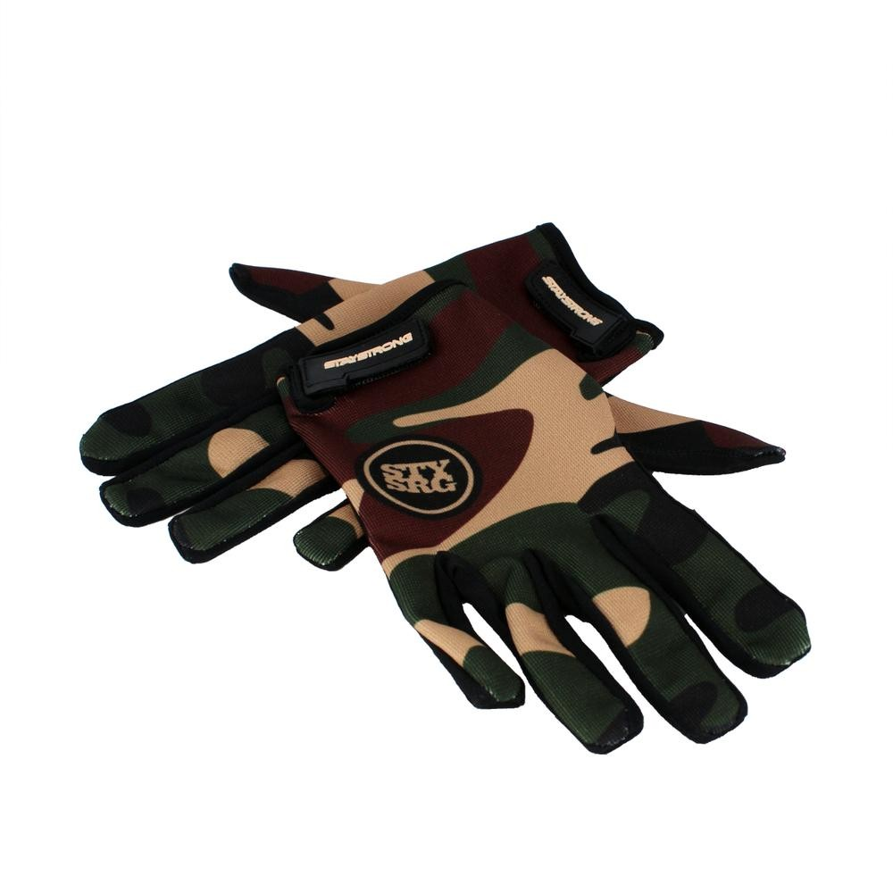 STAY STRONG GLOVES CAMO