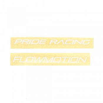 STICKERS PRIDE RACING FLOWMOTION