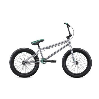 BMX MONGOOSE L500 CHROME 2020