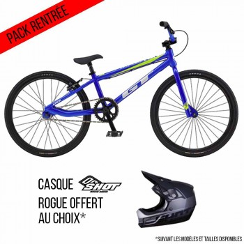 PACK RENTRÉE BMX GT MACH ONE JUNIOR 2019