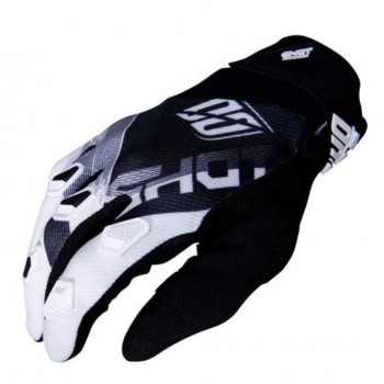 GANTS SHOT ULTIMATE KID BLACK WHITE