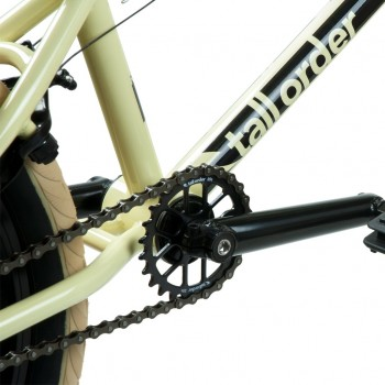 BMX TALL ORDER RAMP MEDIUM GLOSS PASTEL YELLOW 20,3''