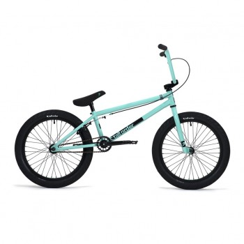 BMX TALL ORDER RAMP LARGE GLOSS TEAL 20.8''