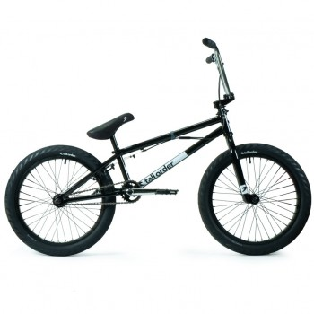 BMX TALL ORDER PRO PARK GLOSS BLACK 20.6''