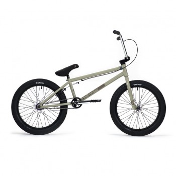 BMX TALL ORDER PRO GLOSS GREY 20.85''