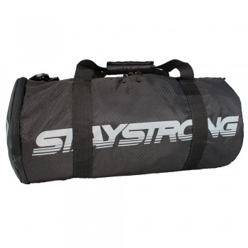 STAYSTRONG GYM BAG BLACK
