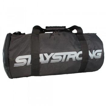 STAYSTRONG GYM BAG BLACK