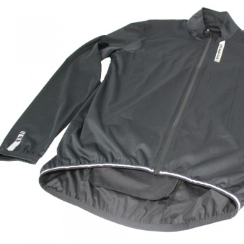 VESTE STAY STRONG WARM UP TRAINING BLACK