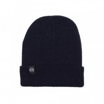 BONNET STAY STRONG FLECK CUFF NAVY
