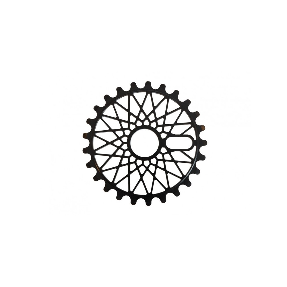 FEDERAL BBS CR-MO BOLT SPROCKET 25T BLACK