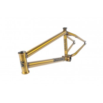 CADRE SUNDAY DISCOVERY MATTE TRANS GOLD 21""