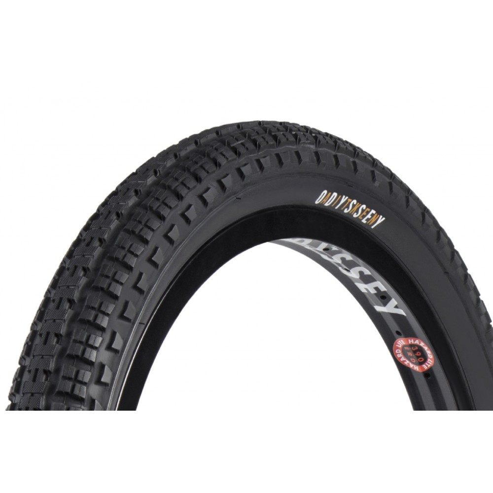 20x2.35 All Black Odyssey BMX Mike Aitken Knobby Tire